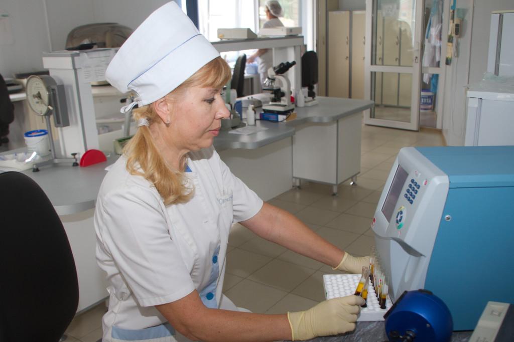 Клиника «Сенситив» (Ейск): оборудование.