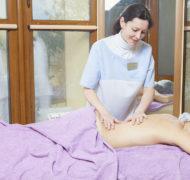 Испанский лифтинговый массаж