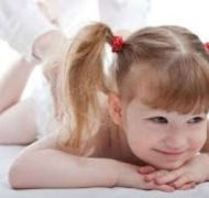 Общий массаж детей от 1года  до 8 лет