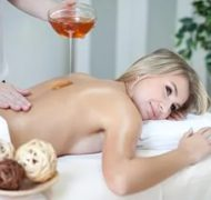 Медовый антицеллюлитный массаж в Ейске