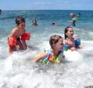 Как правильно принимать морские ванны
