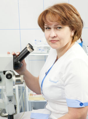 Лысько Елена, гинеколог