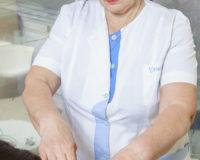 Лечебный массаж в Ейске: область суставов