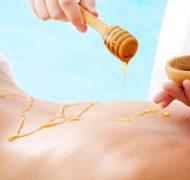 Особые методики: медовый массаж спины