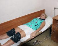 Лечение грязью в Ейске