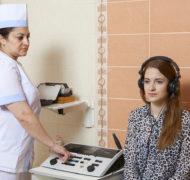 Проверка слуха в Ейске: аудиометрия