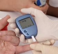 Первичный прием эндокринолога по сахарному диабету