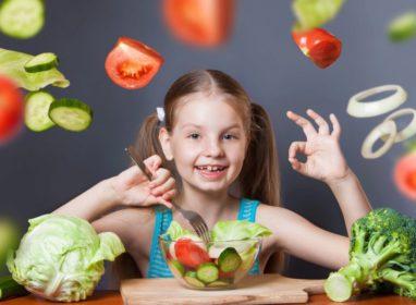 Витамины для детей: правила
