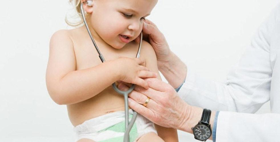 Признаки заболеваний сердца у детей