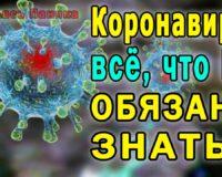 Профилактика коронавируса. Рекомендации Роспотребнадзора.