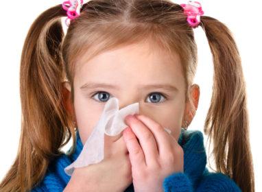 Симптомы коронавируса у детей