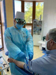 Исследования на коронавирус в Ейске
