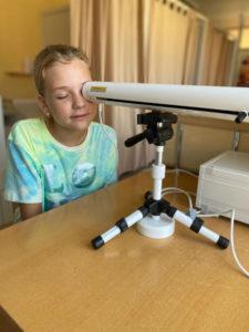 Лечение глаз магнитотерапией