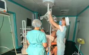 Диагностическая гистероскопия матки с удалением спирали